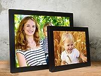 Custom Framed Canvas Print