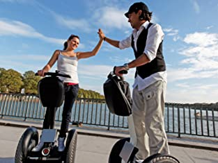 The River City Segway Challenge for Two or Six