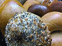One Dozen Bagels or $15 to Spend at Redhouse Bagels