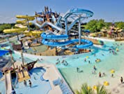 Schlitterbahn Resort Stay with Water Park Passes for Four