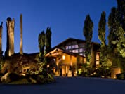 Luxury Willows Lodge Stay with a Bottle of Wine