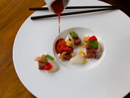Wine Class with Tasting Menu at CLIO Restaurant and Uni Sashimi Bar