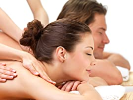 60-Minute Couple's Massage with Aromatherapy and More