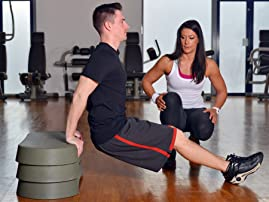 Three Personal Training Sessions with Consultation Included