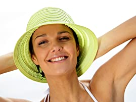 Six Laser Hair-Removal Sessions
