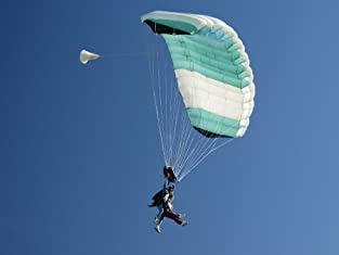 Tandem Skydiving Experience and T-Shirt