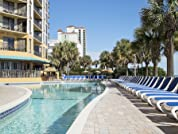 Family Stay at Breathtaking Oceanfront Myrtle Beach Hotel with Wi-Fi