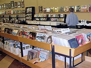 $20 to Spend on Used CDs, DVDs, and Vinyl