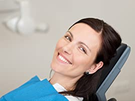One-Hour Laser Teeth-Whitening Treatment