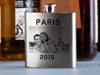 Custom Stainless Steel Flask with Shipping