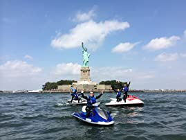 Jet Ski Tour: Brooklyn or NYC