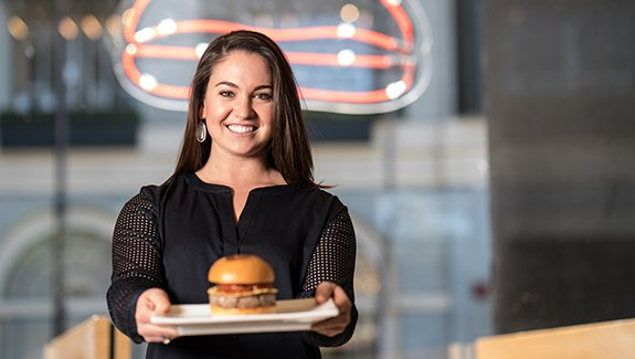 Meghan Dwyer, brand marketing manager, Umami Restaurant Group, Los Angeles