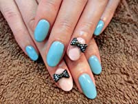Deluxe Manicure and Deluxe Pedicure
