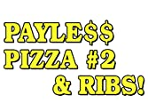 Payless Pizza #2 and Ribs