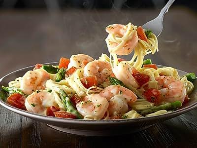 shrimp scampi - Olive Garden Shrimp Scampi