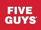 Five Guys - South Main St, Houston
