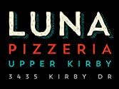 Luna Pizzeria - Upper Kirby
