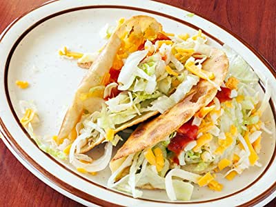 Two Hard Shell Tacos
