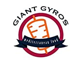 Giant Gyros Mediterranean Food