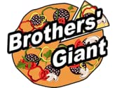 Brothers' Giant Pizza