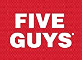Five Guys - Studio City