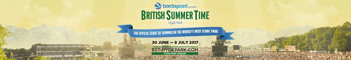 Barclaycard Presents British Summer Time Hyde Park  on amazon