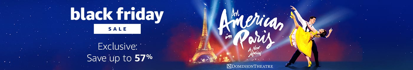 An American in Paris on Amazon Tickets