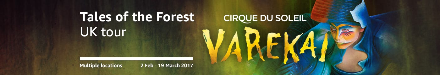 Cirque du Soleil Varekai tickets