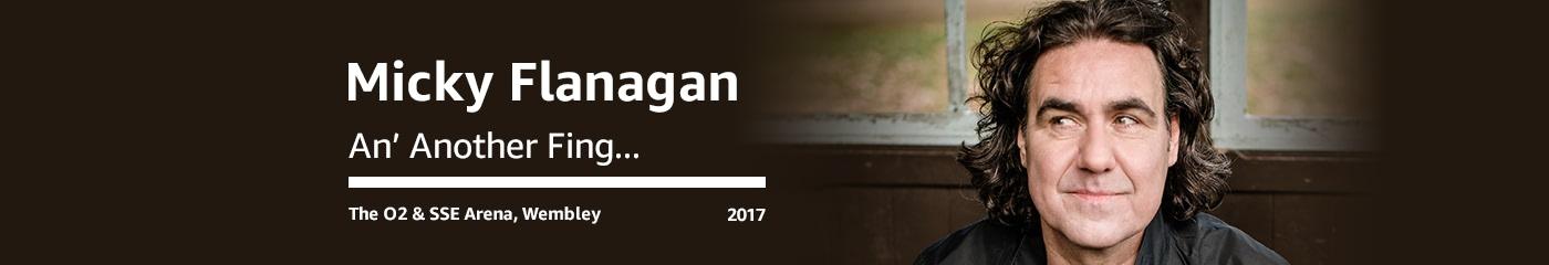 Micky Flanagan Tickets