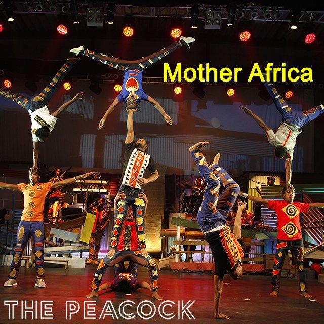 Mother Africa: Khayelitsha--My Home Tickets