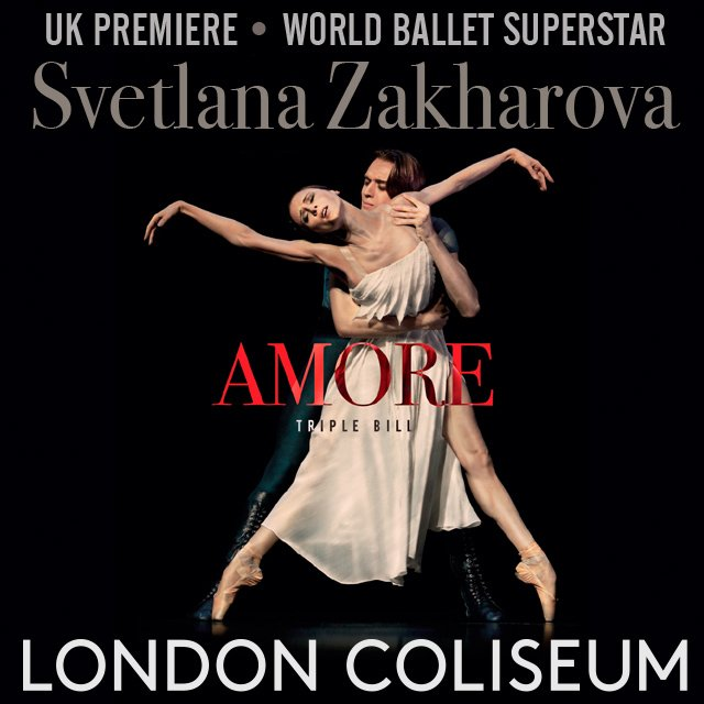 Amore Amazon Tickets