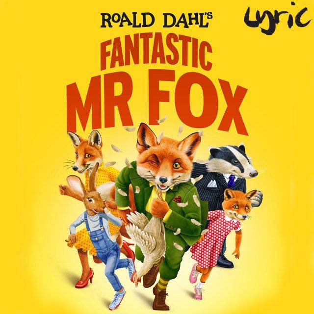 Roald Dahl's Fantastic Mr Fox Amazon tickets
