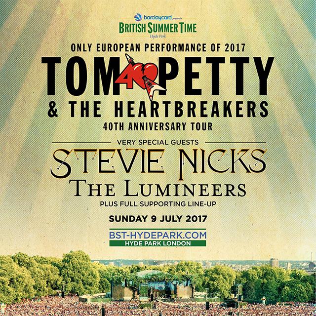 Tom Petty & The Heartbreakers Tickets
