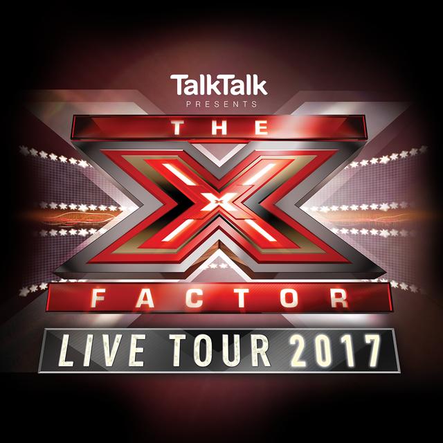 X factor tickets tickets