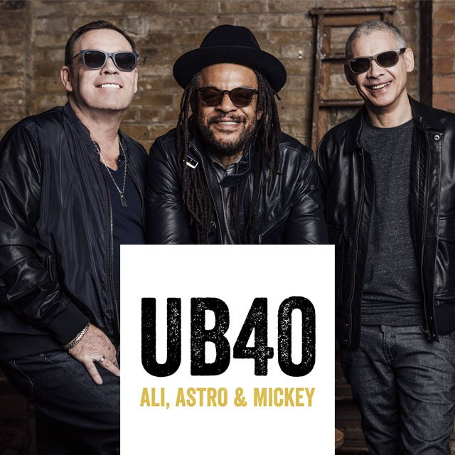 UB40 tickets
