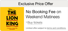 Lion-King-exclusive-no-booking-fee-on-weekend-matinees