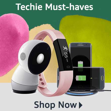 techie must-haves