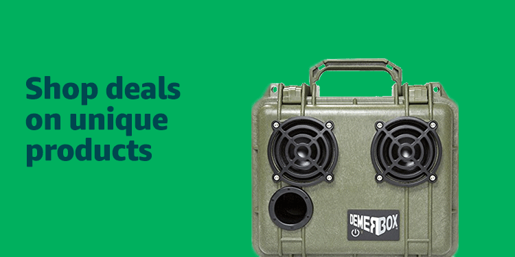 Shop deals on unique products. Amazon exclusives.