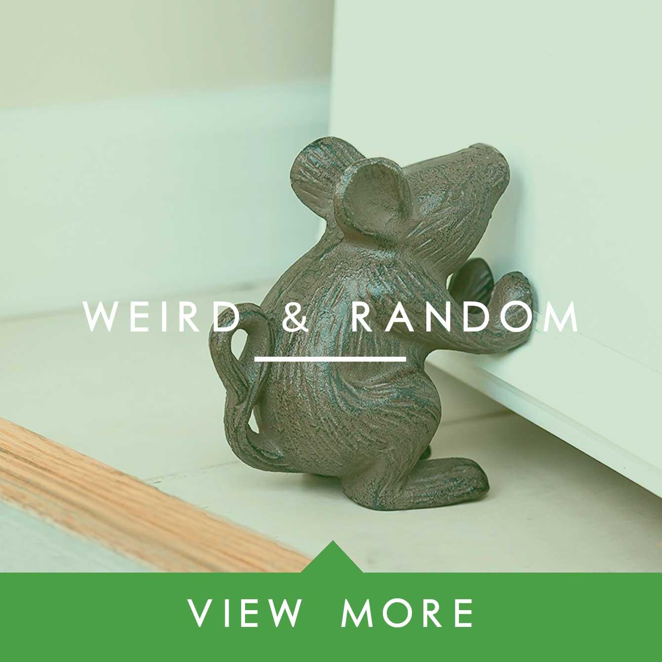 Weird & Random