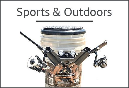 Sports and outdoors by Amazon Exclusives