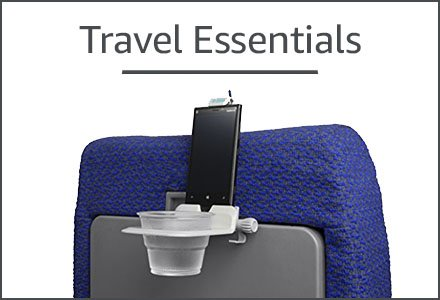travel essentials by Amazon Exclusives
