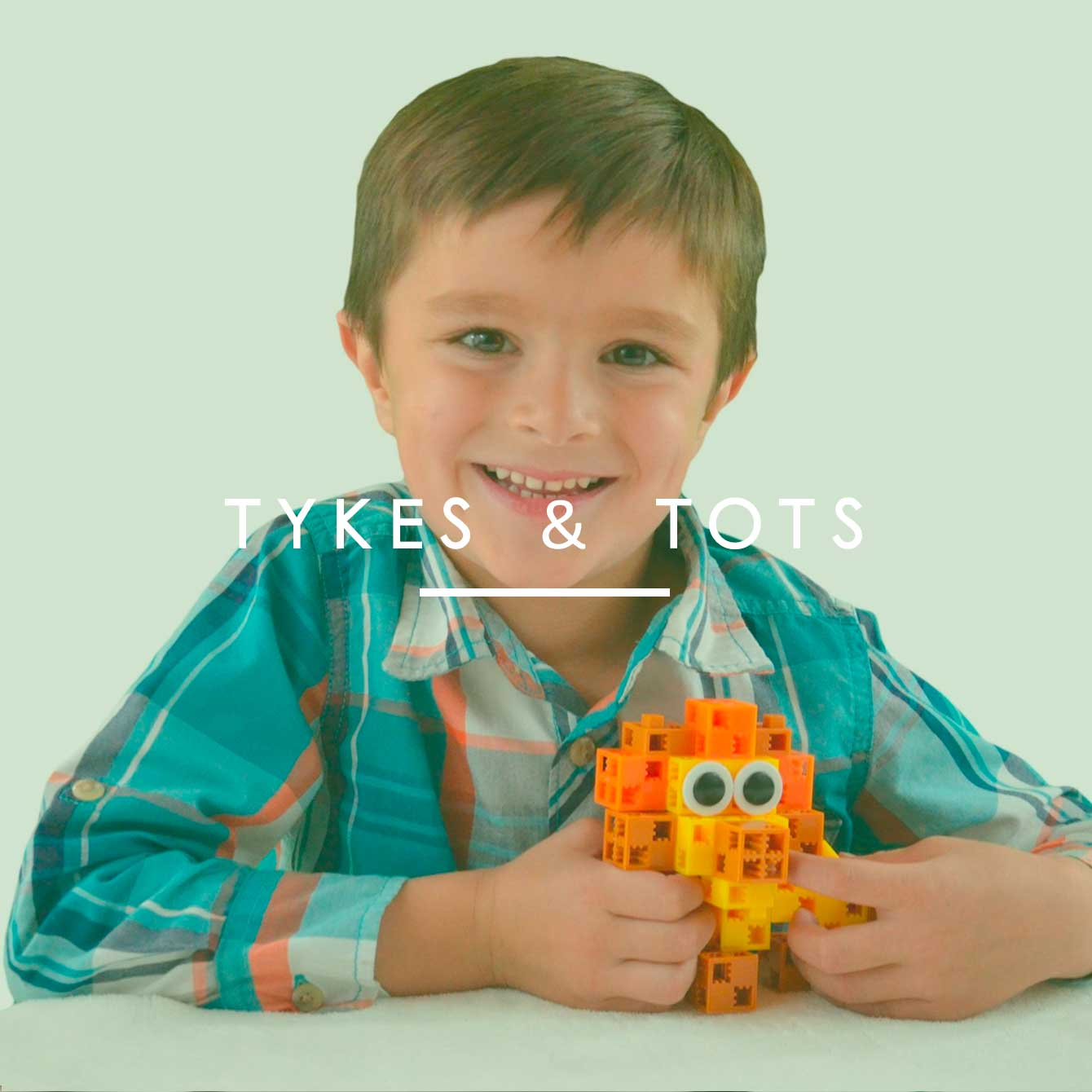Amazon Exclusives: Tykes & Tots