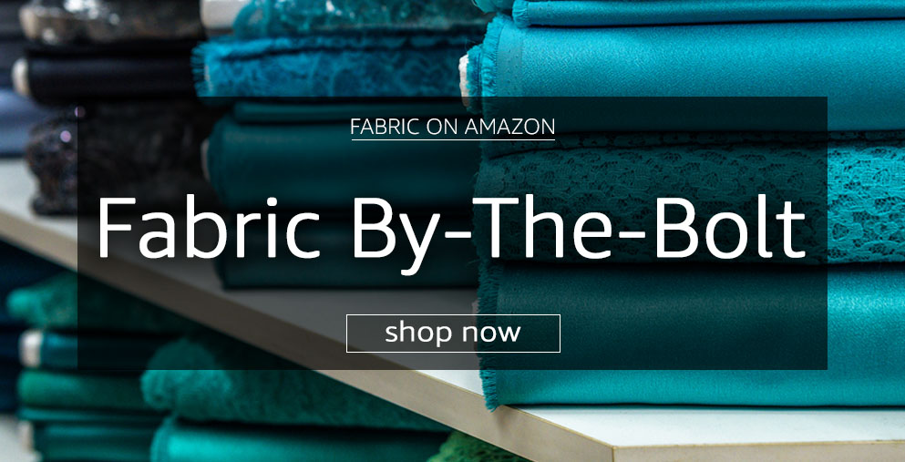 Fabric by the bolt