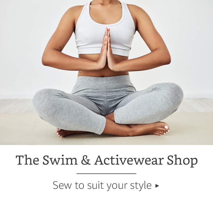 The Swim & Activewear Shop - sew to suit your style