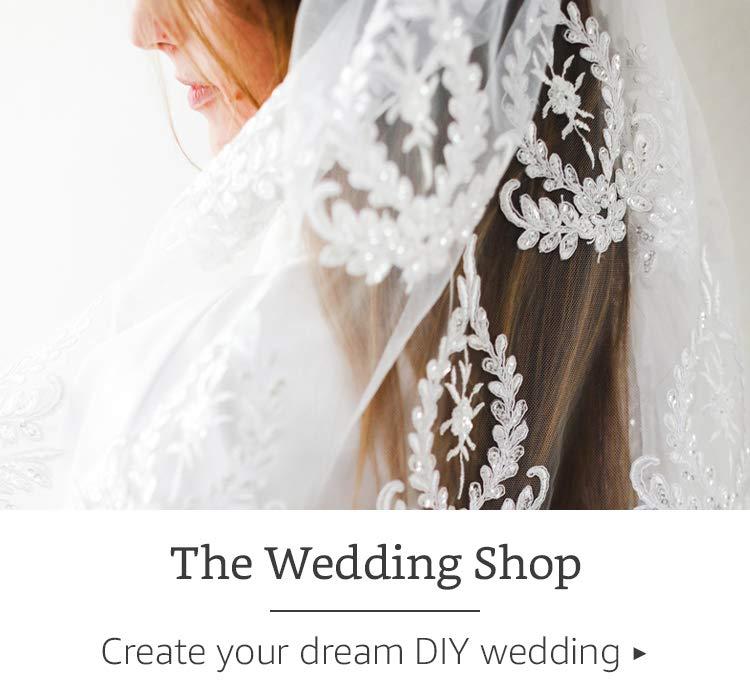 The Wedding Shop - create your dream wedding