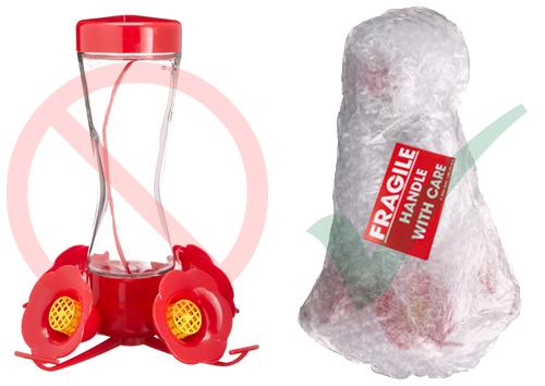packaging fragile