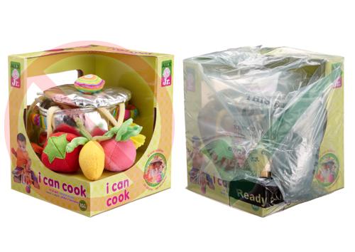 Packaging plush