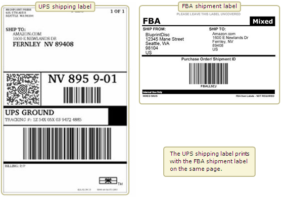 amazon shipping label - group picture, image by tag - keywordpictures ...