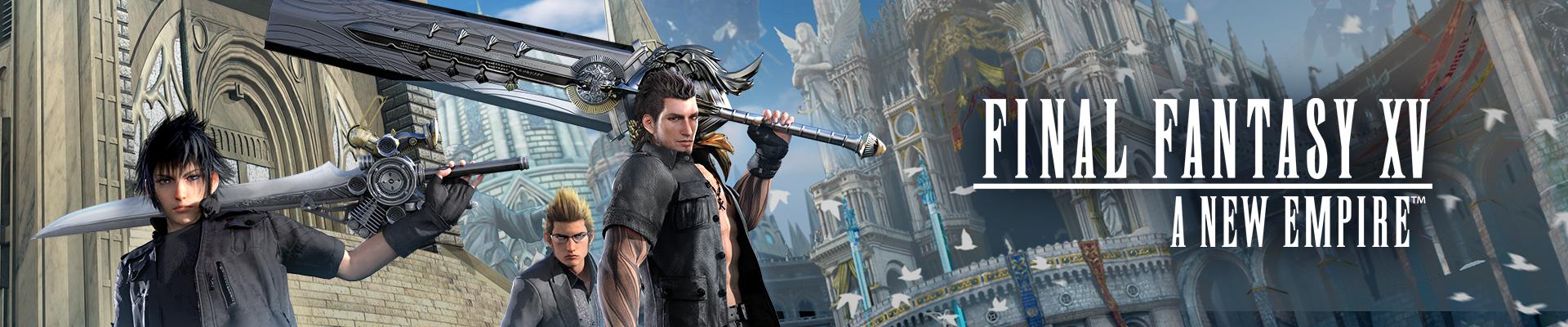 Final Fantasy: New Empire