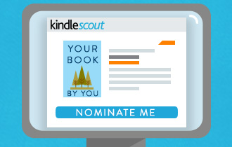 Kindle Scout Book Nomination Page illustration